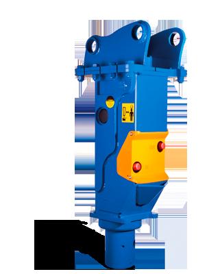 Hydraulické kladivo HBS