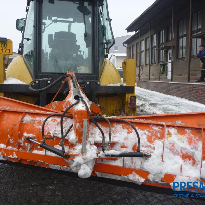 Snehová radlica ZRH-T